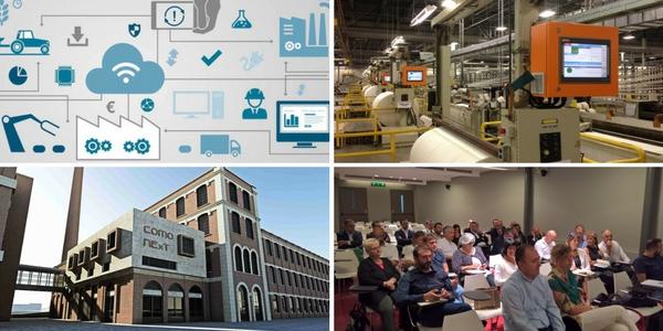 Industrie 4.0 et IoT au sein de Up Solutions et PA Group se réunissent !
