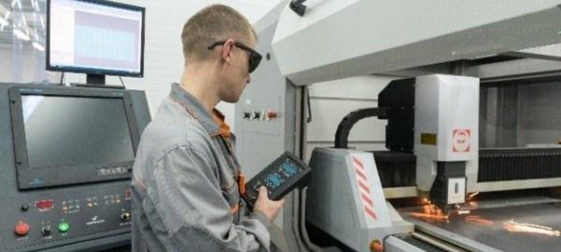 Industrie 4.0: pour être compétitif, la formation professionnelle est un plus.