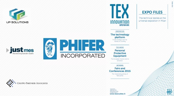 """""""TEX INNOVATION"""" speaks about UP Solutions"""